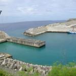 掘下式漁港